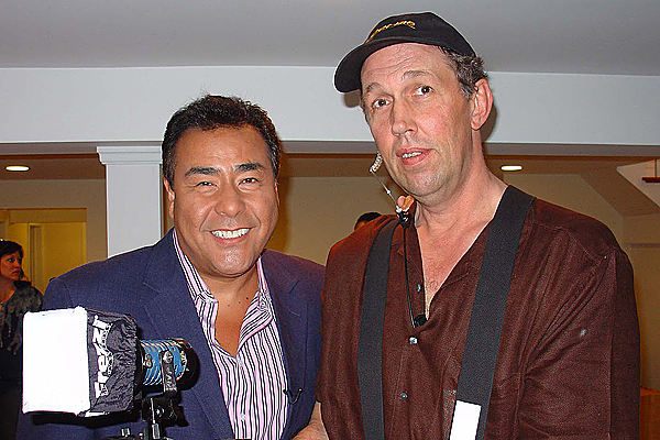 John Quinones and Jim Anderson